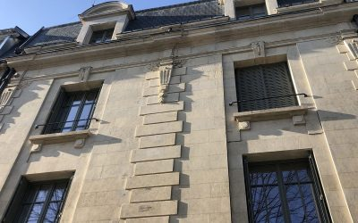 Immeuble place d'Erlon à Reims